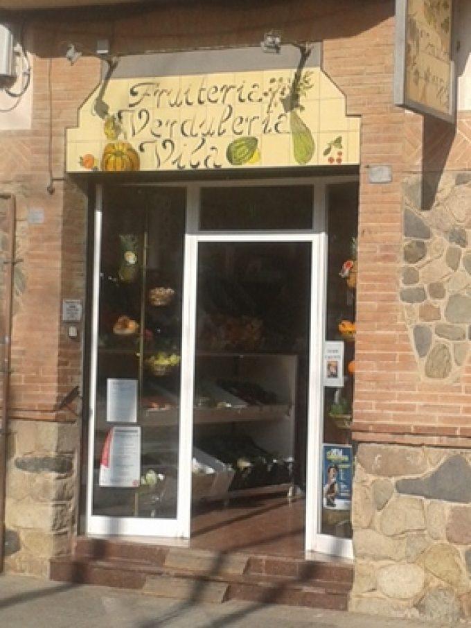 Fruiteria i verduleria Vila